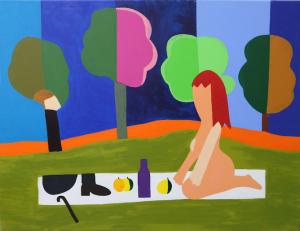 Kristian Devantier: Poserer i det grønne