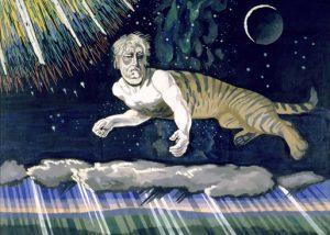 J.F Willumsen: Farver og striber