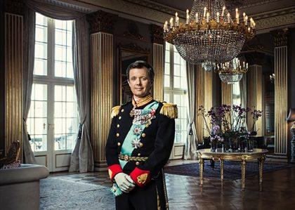 HKH Kronprins Frederik – Prins til Danmark