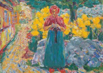 Emil Nolde – vandreår. Opdagelsen af farven