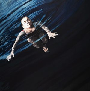 Adam Stennett: Water Paintings