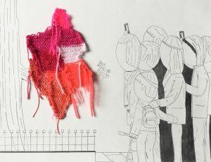 Mennesker og objekter: Isabel Berglund & Kristian Devantier