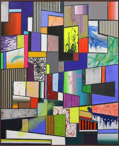 Christian Achenbach: Kaleidoscope