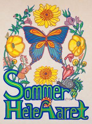 Sommer hele året – Værker fra museets egen samling
