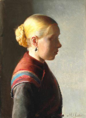 Michael Ancher og kvinderne fra Skagen