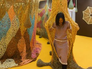 Ernesto Neto: The Serpent's Energy Gave Birth to Humanity