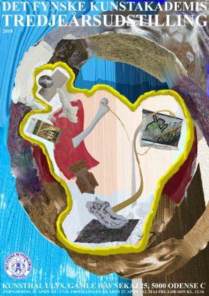 Det Fynske Kunstakademis 3. års-udstilling 2018