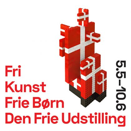 Free Art, Free Children, Den Frie Exhibition 2018