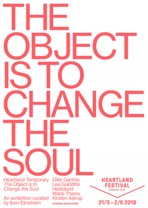 Heartland Temporary – The Object is to Change the Soul