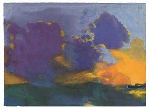 Emil Nolde og havet