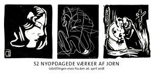 52 nyopdagede værker af Jorn