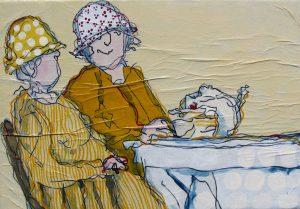 Trine Bruun: Imellem mennesker