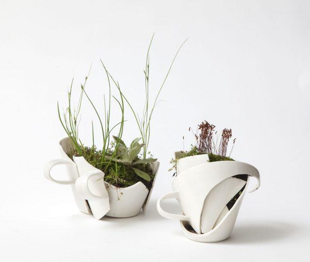 Ann Linnemann, Wild Cups. Foto: Ole Akhøj