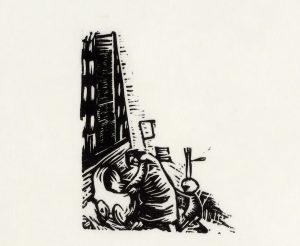 Asger Jorn Linoleumssnit