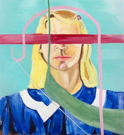 Julian Schnabel: Aktion Paintings 1985 – 2017