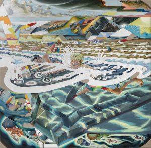 Martin Bigum: Havet sover ikke om natten