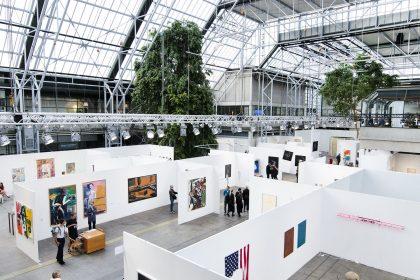 Code Art Fair 2018