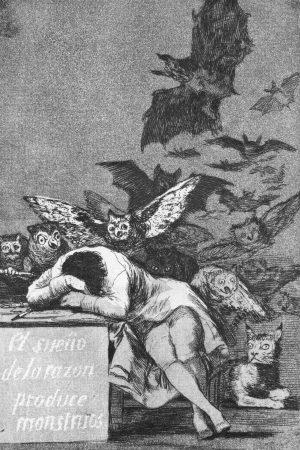 Grafik fra samlingen – Fra Goya til Tal R