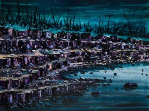 Hugo Tieleman: Colouring the Darkness