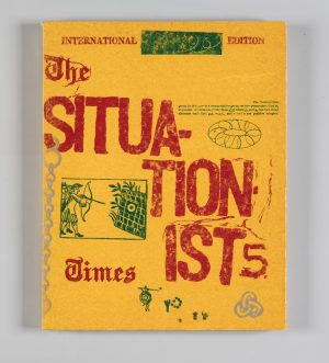 Jacqueline de Jong & The Situationist Times –Same Player Shoots Again!