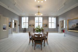 Museets samling med værker af Skovgaard-familien samt slægt og venner
