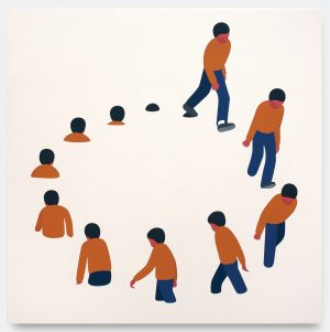 Geoff McFetridge: Coming Back Is Half The Trip