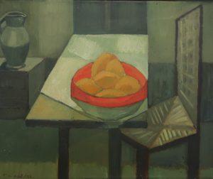Et stille kunstnerliv – Gribskovmaleren Poul Bille-Holst