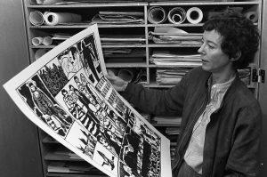 Louisiana on Paper: Dea Trier Mørch – Ind i verden