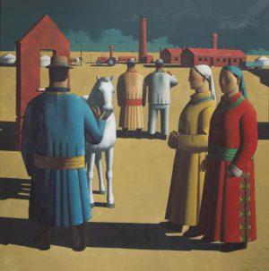 Mine Rejser – værker fra Jens Olesens samling