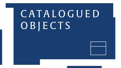 catalogued objects