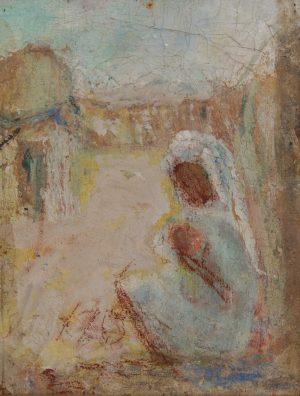 Karl Bovin – Odsherreds maler og Beduin