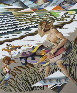 Det maleriske nu: Peter Hansen og Martin Bigum