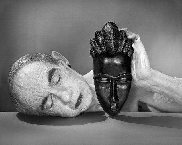 Catherine Balet, LFM17 (Tribute to Man Ray, Noire et blanche, 1926). Courtesy Galerie Thierry Bigaignon. Pressefoto