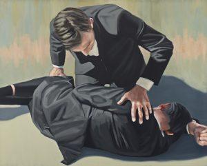 Peter Ravn: AFLÅST SIDELEJE