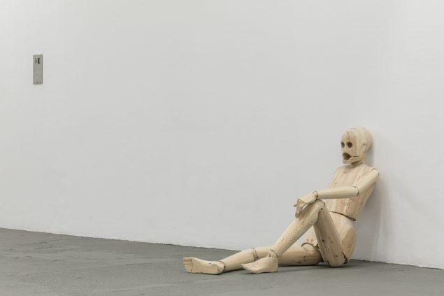 Sidsel Meineche Hansen, Untitled, 2018. Foto: Frank Sperling.