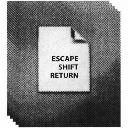 Andreas Albrectsen: Escape – Shift – Return
