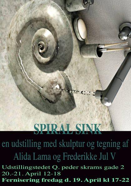 Spiral Sink