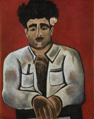 Marsden Hartley – The earth is all I know of wonder