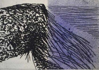 Erland Knudssøn Madsen: Skulptur, akvarel og grafik