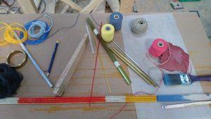 Hannah Toticki Anbert: Tools