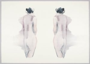 Matt Saunders: Folded Pictures