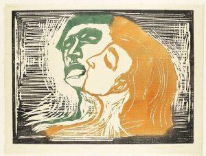 Edvard Munch: Træsnit