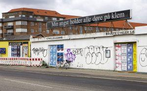 Kaspar Bonnén: Min angst holder alle døre på klem