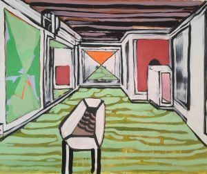 Martin Fraenkel: Landskab og rum