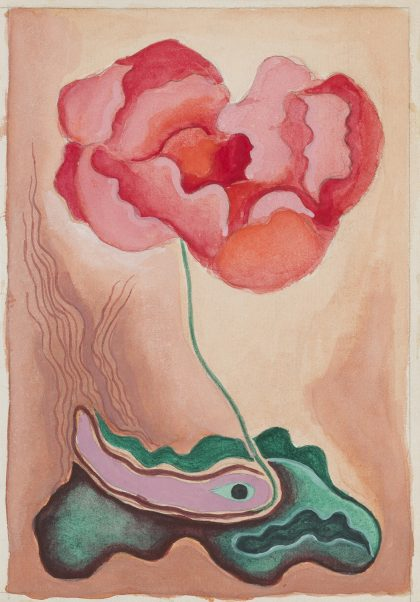 Rite Kernn-Larsen: Selected Works on Paper from the 1930's