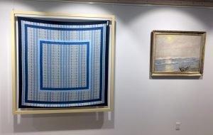 Christel Seyfarth og Gitta Foldberg: Tekstile relationer – mellem fortid og fremtid