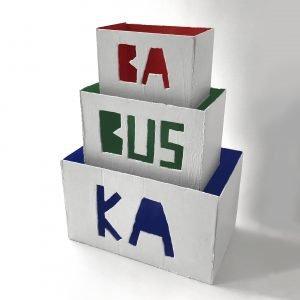 Søren Behncke: BABUSKA