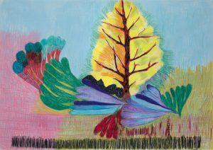 Kirsten Christensen: Italienske tegninger
