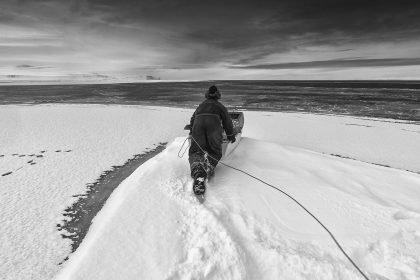 Ragnar Axelsson og Carsten Egevang: Siku Ajorpoq – isen er usikker