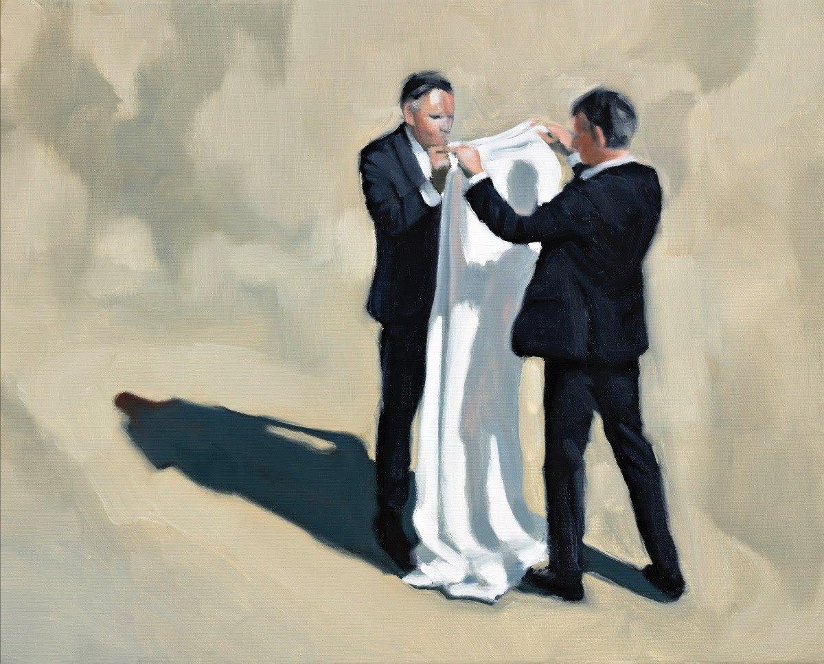 Peter Rothmeier Ravn Fold New Paintings Kunsten Nu Online Magasin Og Kalender For Billedkunst